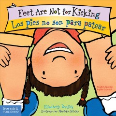 Feet are not for kicking = Los pies no son para patear