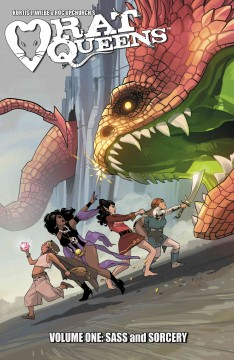 Rat Queens Vol.1: Sass and Sorcery