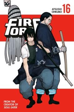 Fire force. 16, The gray of Haijima