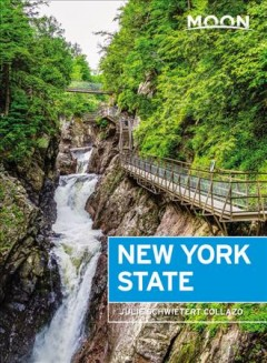 Moon New York State - Getaway Ideas, Road Trips, Local Spots