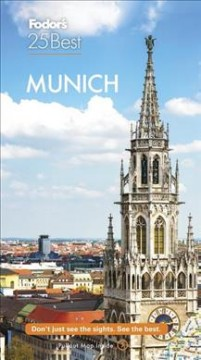 Fodor's 25 best. Munich