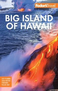 Fodor's big island of Hawaii [2021]