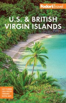 Fodor's U.S. & British Virgin Islands [2021]