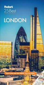 Fodor's 25 Best 2021 London