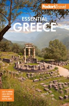 Fodor's Essential Greece - With the Best of the Islands