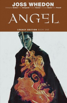 Angel. Issue 1-9
