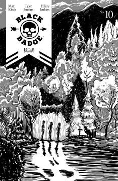 Black Badge. Issue 10