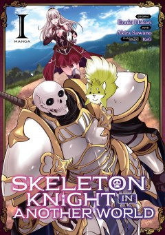 Skeleton Knight in Another World Manga 1