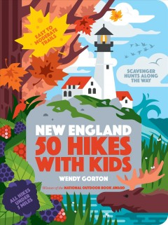 50 hikes with kids New England.