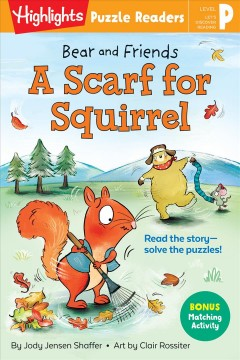 A scarf for Squirrel