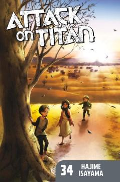 Attack on Titan 34