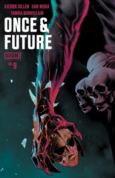 Once & Future. Issue 9