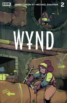 Wynd. Issue 2