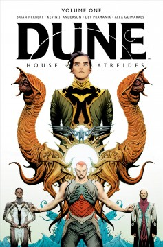 Dune. Volume 1, issue s 1-4. House Atreides