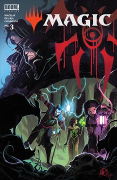 Magic. Issue 3