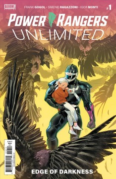 Power rangers unlimited- edge of darkness #1