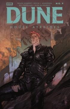 Dune- house atreides. Issue 9
