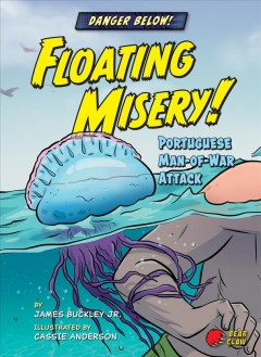 Floating Misery! - Portuguese Man-of-War Attack
