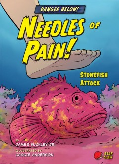 Needles of Pain! - Stonefish Attack