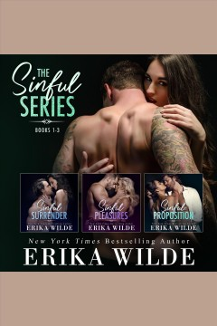 The sinful series. Books #1-3