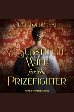 A substitute wife for the prizefighter