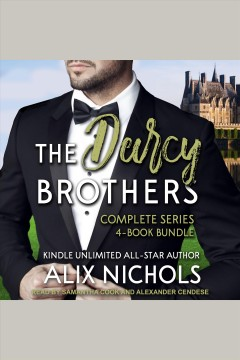 The darcy brothers complete series boxed set. Book #1-3.5