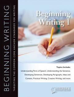 Beginning Writing