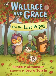 Wallace and Grace and the Lost Puppy, reviewed by: Hannah <br />