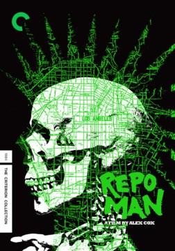 Repo man [Motion picture : 1984] [2 discs]