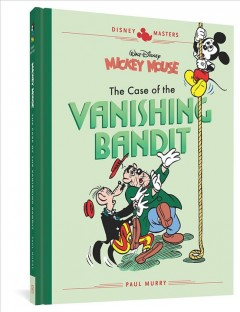 Mickey Mouse - the case of the vanishing bandit