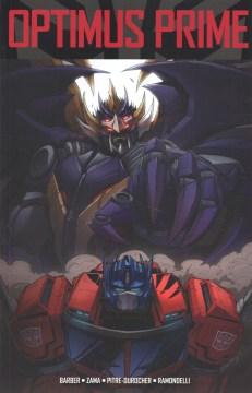 Transformers - Optimus Prime. Bol. 4