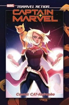 Marvel action. Captain Marvel. Book 1, Cosmic CAT-tastrophe