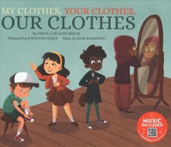 My clothes, your clothes, our clothes