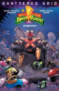 Mighty Morphin Power Rangers 8 - Shattered Grid