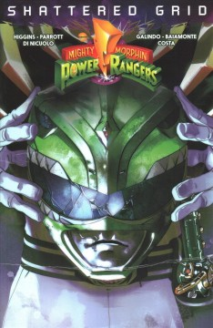 Mighty morphin power rangers - shattered grid