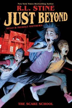 Just beyond. The scare school