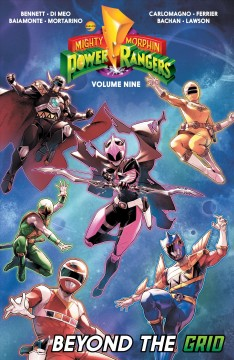 Mighty Morphin Power Rangers (2016-). Volume nine