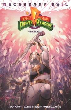 Mighty Morphin Power Rangers 11 - Necessary Evil