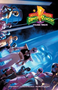 Mighty Morphin Power Rangers 12
