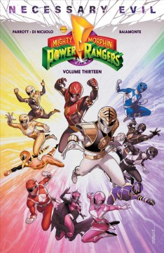 Mighty Morphin Power Rangers 13