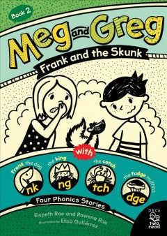 Frank and the skunk - with four phonics stories