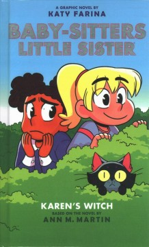 Baby-sitters little sister. 1, Karen's witch