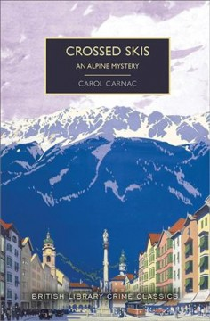 Crossed skis - an alpine mystery