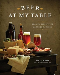 Beer at my table - recipes, beer styles and food pairings