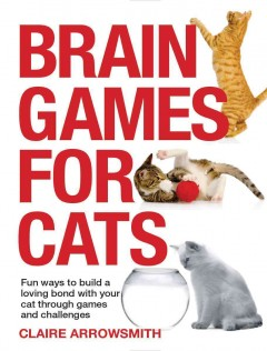 Brain Games for Cats: Learn How to Stimulate Your Cat by Using the Power of Play