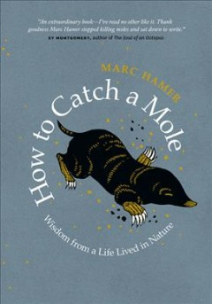 How to catch a mole - wisdom from a life lived in nature