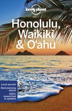 Lonely Planet Honolulu Waikiki & O'ahu