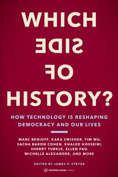 Which side of history? - democracy and our lives