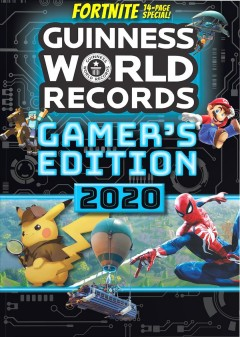 Guinness world records - gamer's edition 2020.