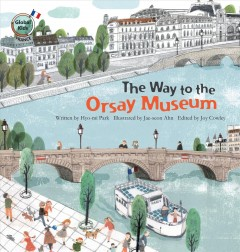 The way to the Orsay Museum - France